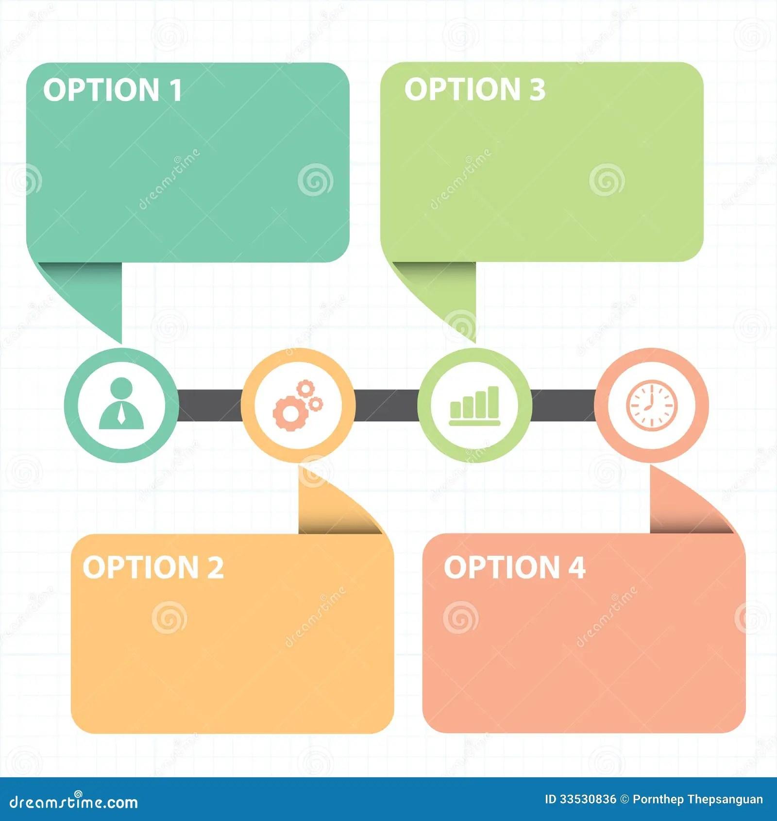 hight resolution of download casella di testo con la linea diagramma di strategia aziendale illustrazione vettoriale illustrazione di