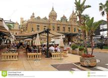 Casino Monte-carlo And Cafe De Paris In Monte Carl