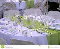 Catering reception setup stock image. Image of party ...