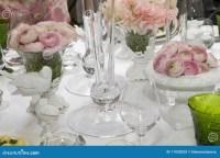 Catering Setup, Wedding Reception Stock Photo - Image ...