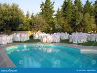 Catering Setup, Wedding Table Stock Photo - Image: 3537528