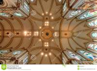 Cathedral Ceiling Royalty Free Stock Photography - Image ...