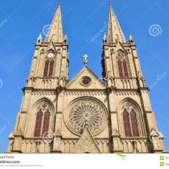 Cathedral Architecture Gothic Arches Diagram 2001 Chevy Malibu Ls Radio Wiring Catholic Church Style Stock Images