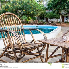 What Are Pool Chairs Made Out Of Desk At Target On Swimming Border Stock Photo Image Travel