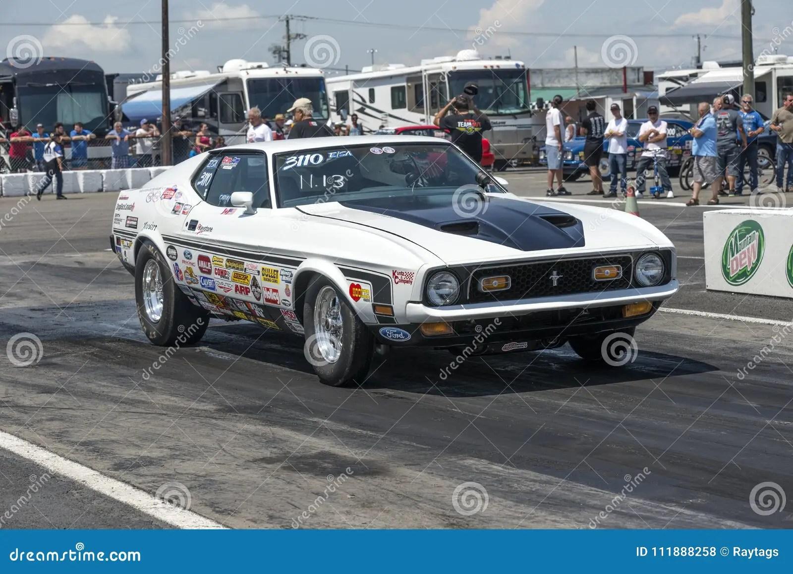 Vintage Mustang Wheels Drag Dr 27