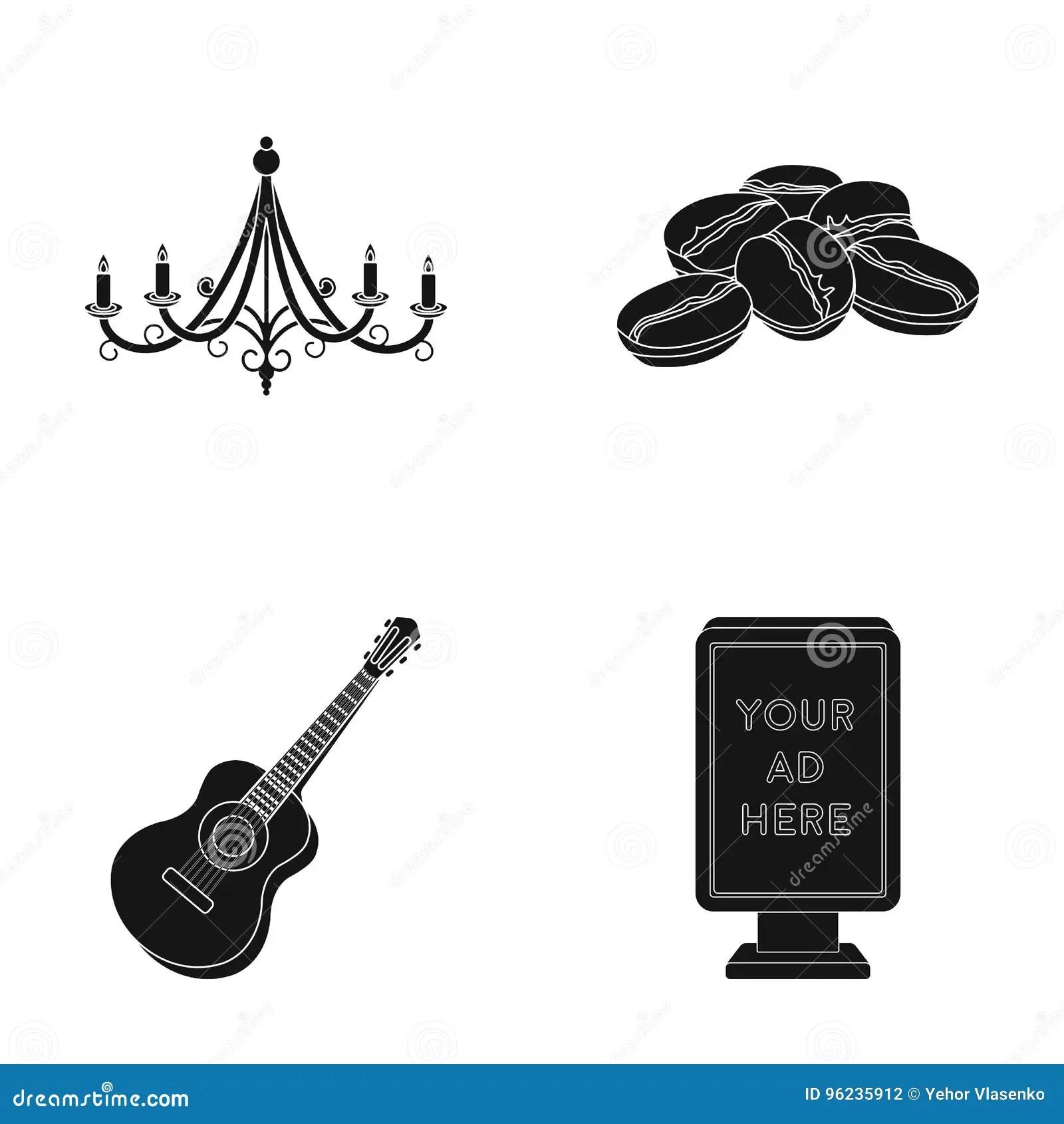 Chandelier Guitar