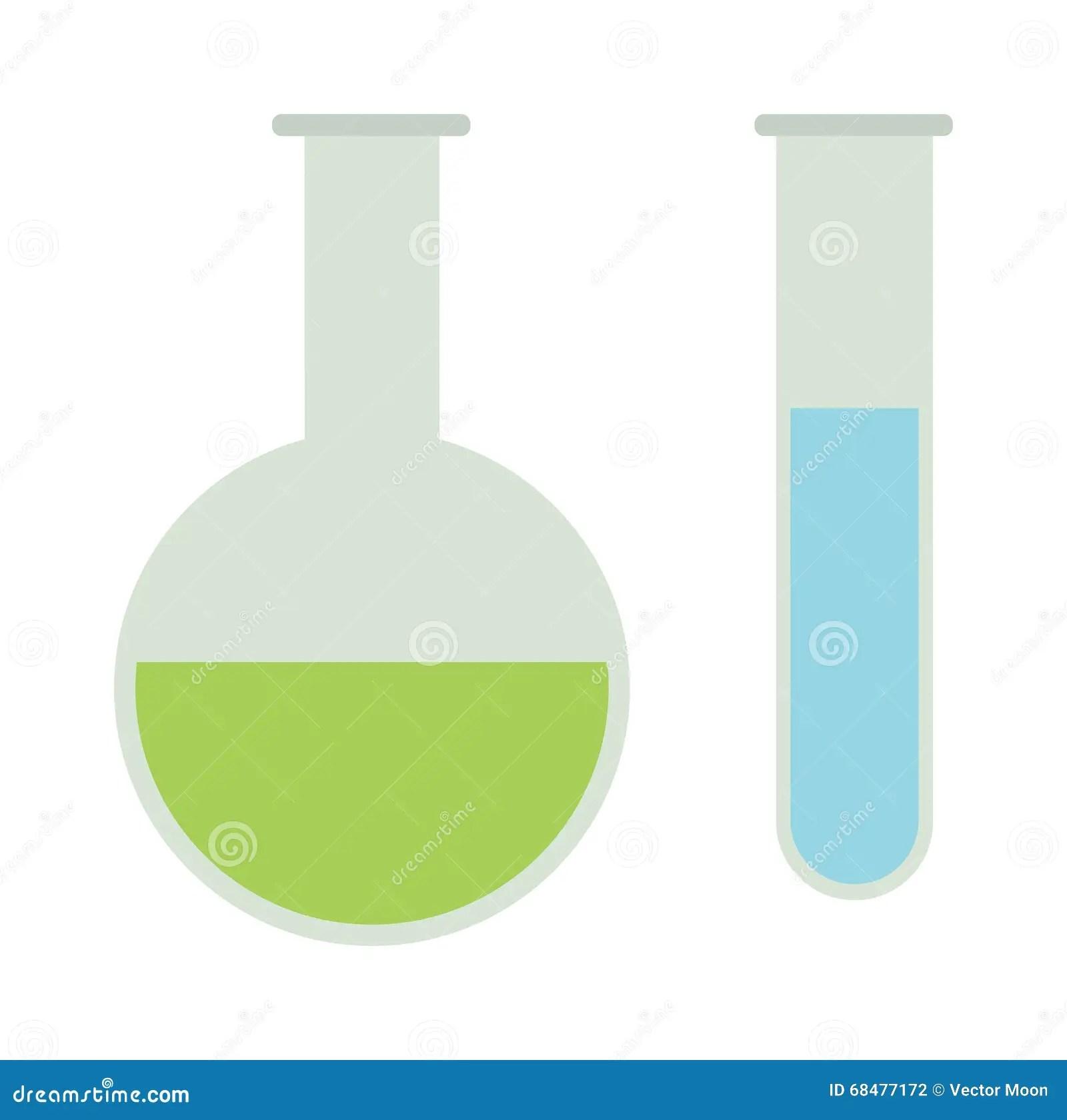 Chemical Flasks Equipment