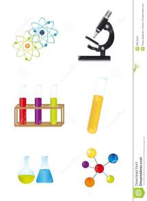 Chemical Icons Royalty Free Stock - 23815016