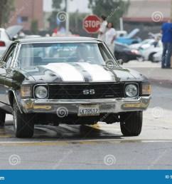 chevrolet el camino ss car on display [ 1300 x 957 Pixel ]
