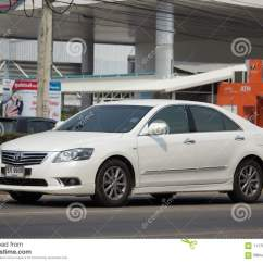All New Toyota Camry 2018 Thailand Yaris Trd Spoiler Private Car Editorial Stock Photo Image Of Motor Chiang Mai February 26 On Road No 1001 8 Km From Chiangmai Business Area