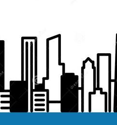 chicago skyline city icon [ 1300 x 738 Pixel ]