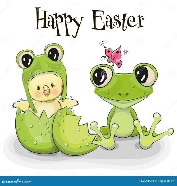 frog holidays royalty-free stock