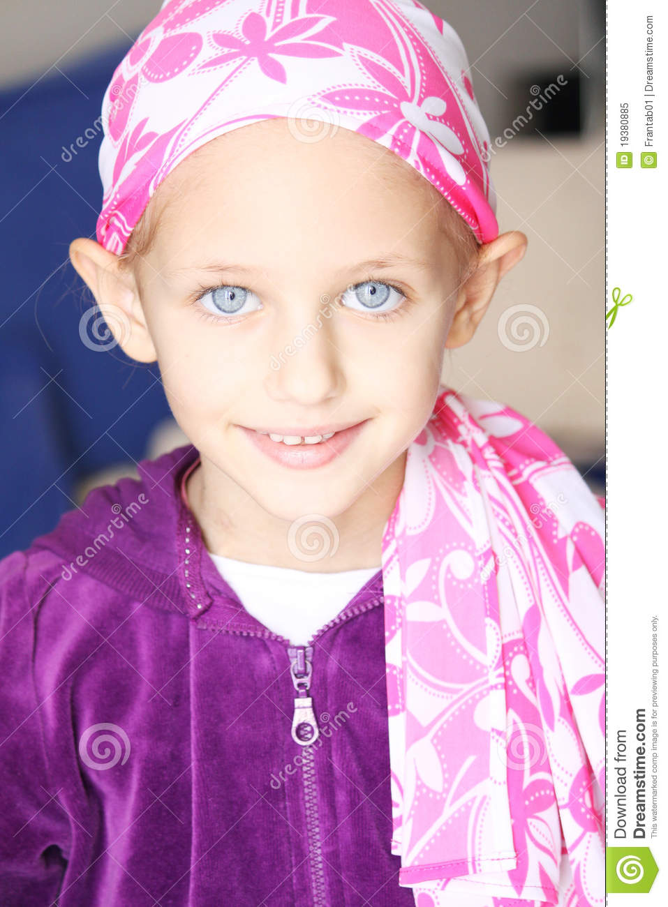 Child With Cancer Royalty Free Stock Photo Image 19380885