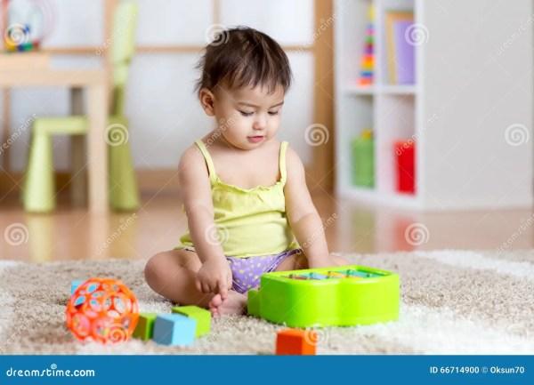 Little Girl Early Development