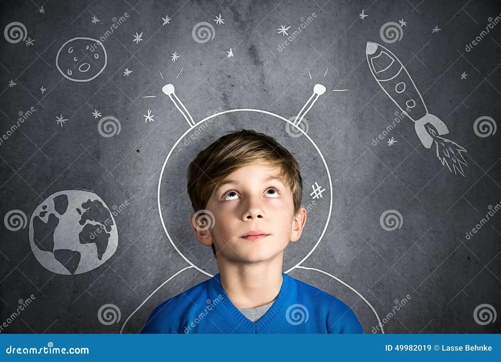 Childhood Dreams Stock Illustration Image 49982019