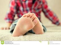 Children' Feet. Stock - 52393440