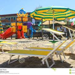 Children S Beach Chair With Umbrella Computer Target 39s Playground Chairs And Umbrellas On The