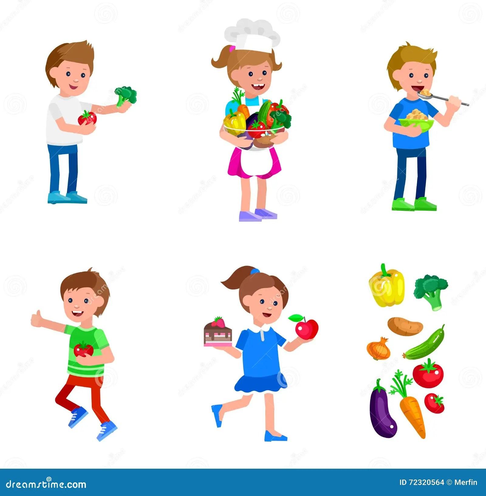 Childrens Day Child Stock Vector Illustration Of