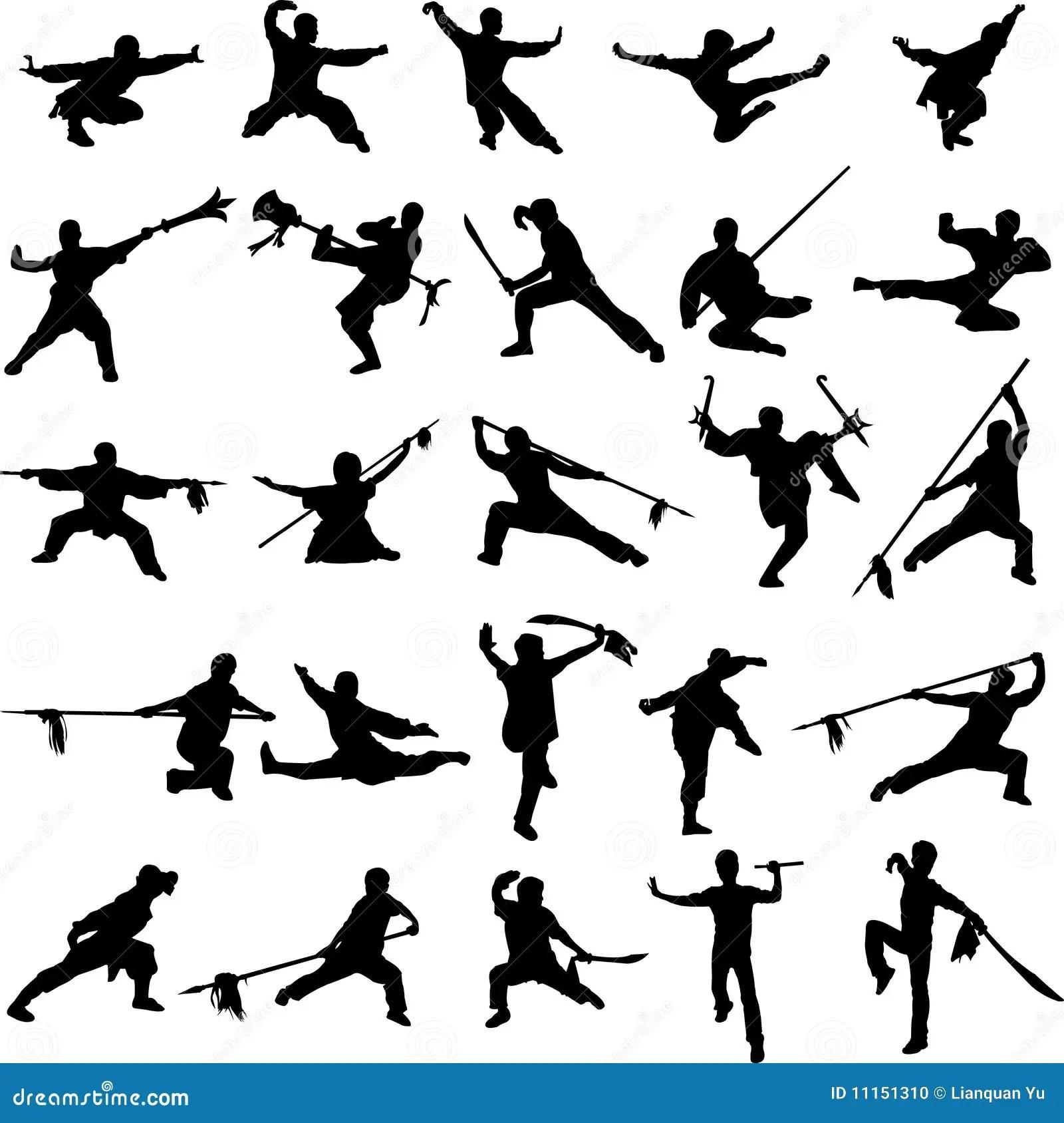 China S Kung Fu Stock Photo