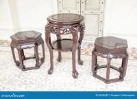 Chinese Chairs Stock Photo - Image: 55545320