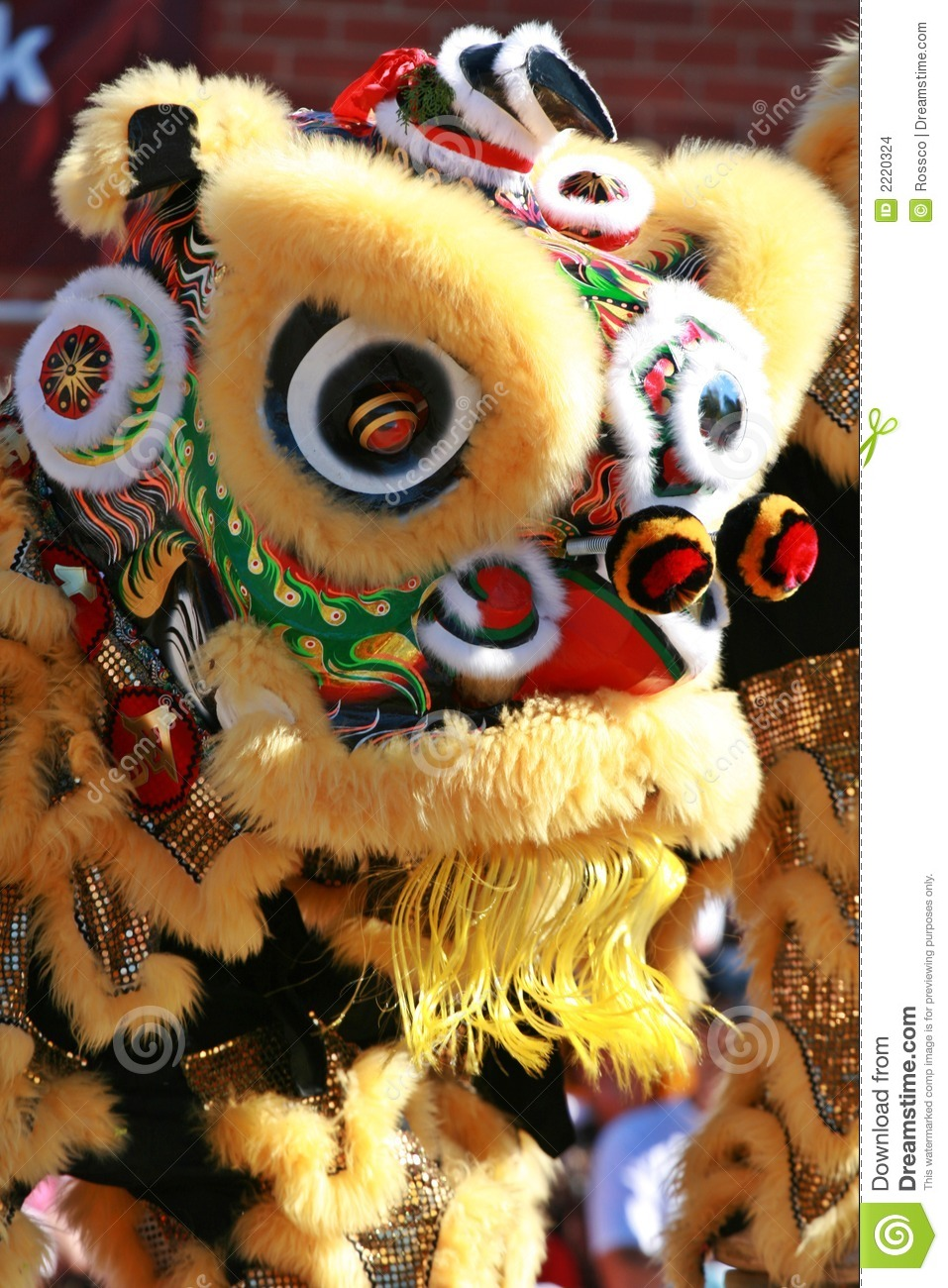 Cute Chinese New Year Wallpaper Chinese Lion Dance Stock Photo Image Of Celebrate