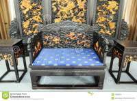 Chinese Royal Furniture With Dragon Decoration Royalty ...