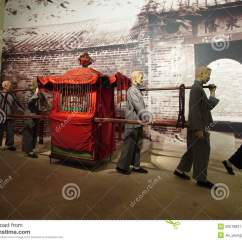 Chinese Wedding Sedan Chair Swing By Patricia Urquiola Editorial Photo Image 20578831