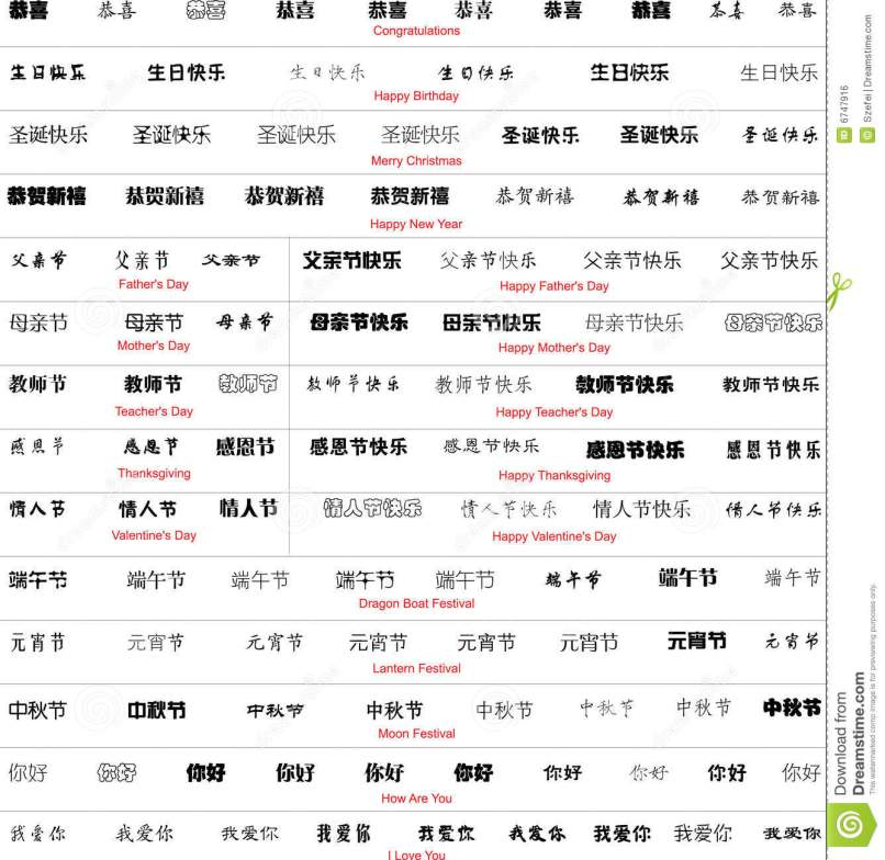 Chinese Letter Translation To English Inviview