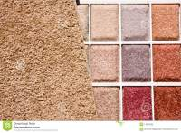 Choice of carpet colors stock photo. Image of many ...