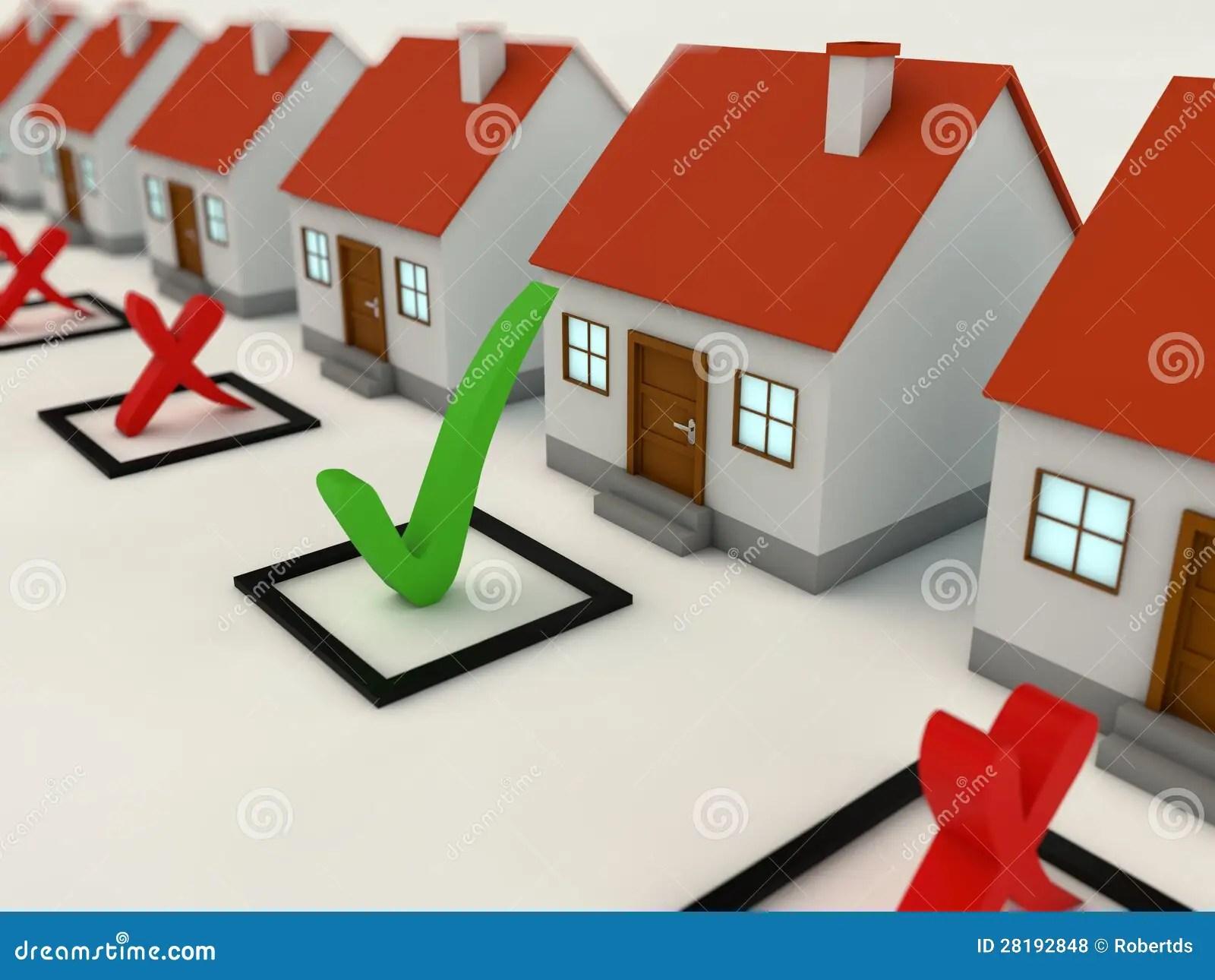 Choosing The Best House