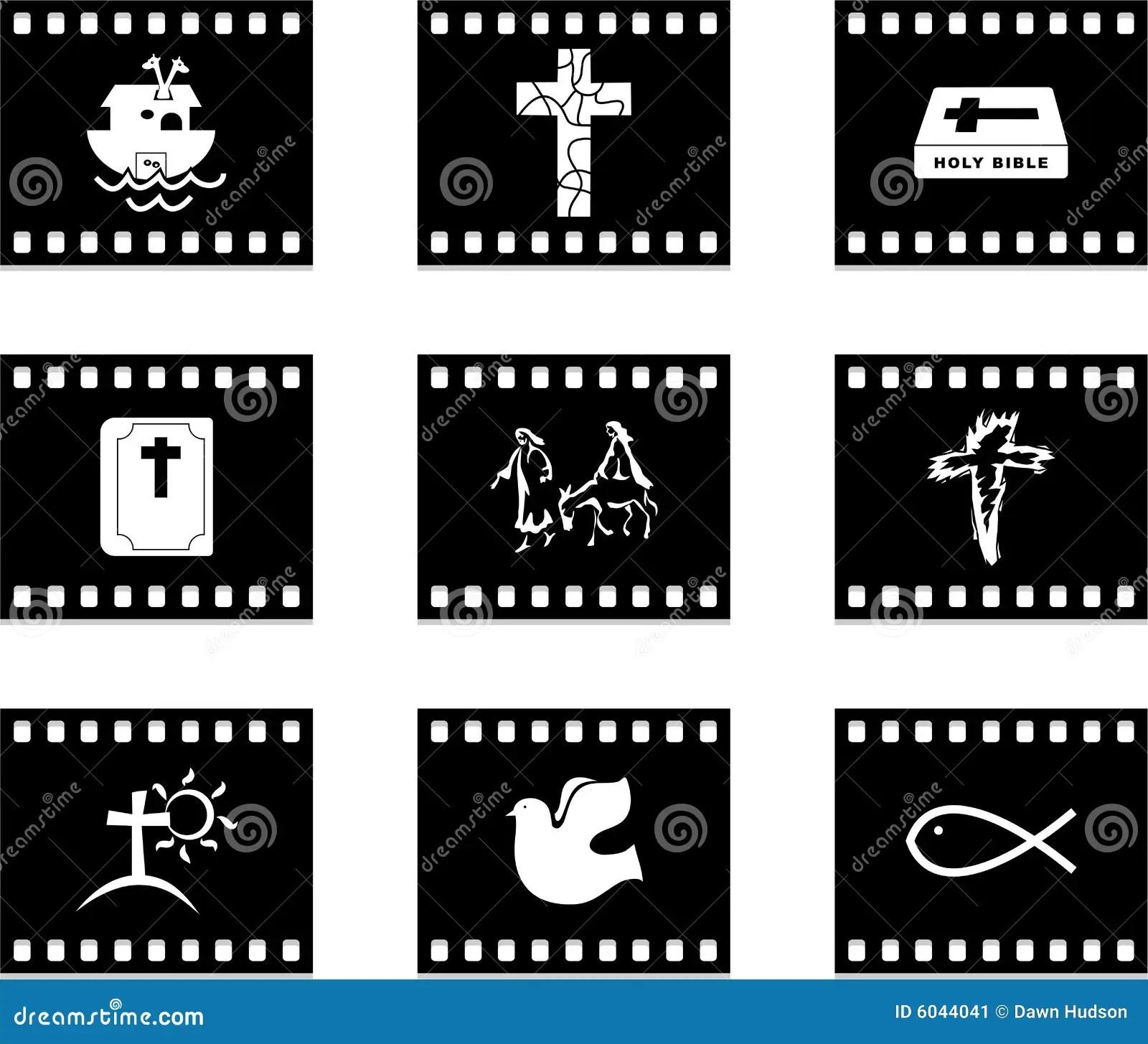 hight resolution of christian film