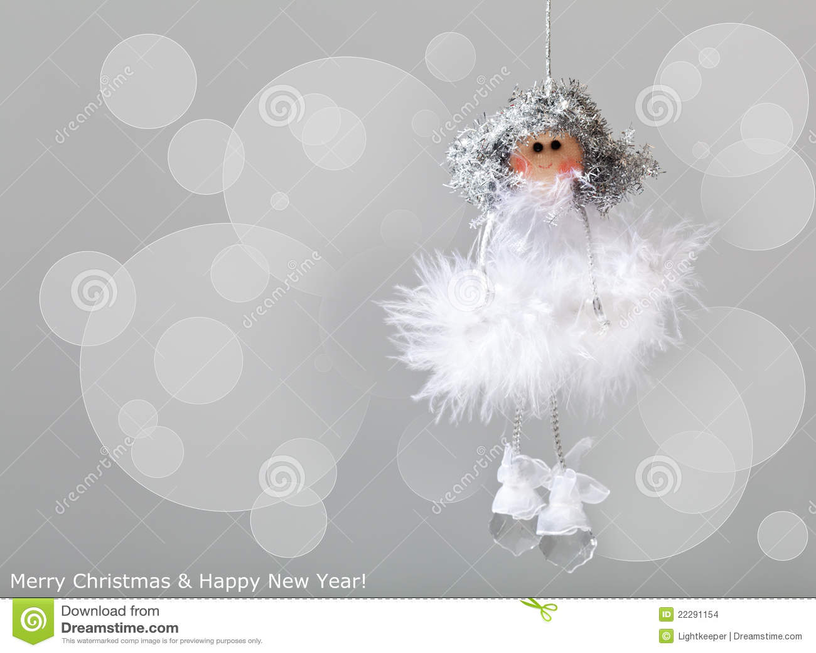 Christmas Angel Stock Images Image 22291154