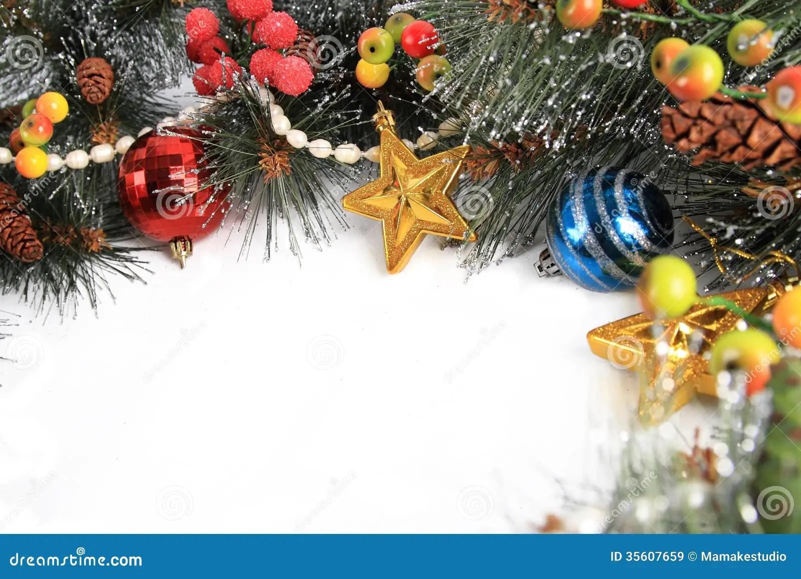 Christmas Background Stock Image Image Of Blue Green