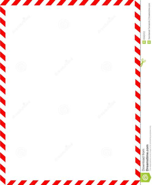 small resolution of christmas border candy cane