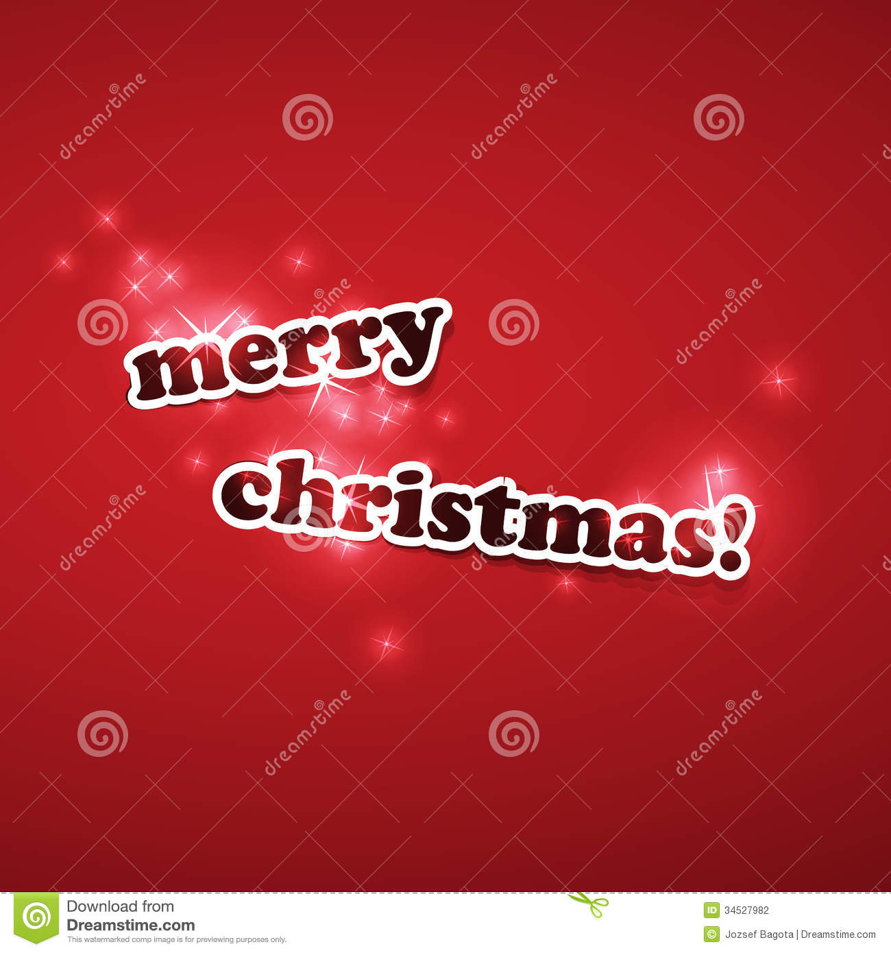 Christmas Card Stock Vector Image Of Decoration Beauty