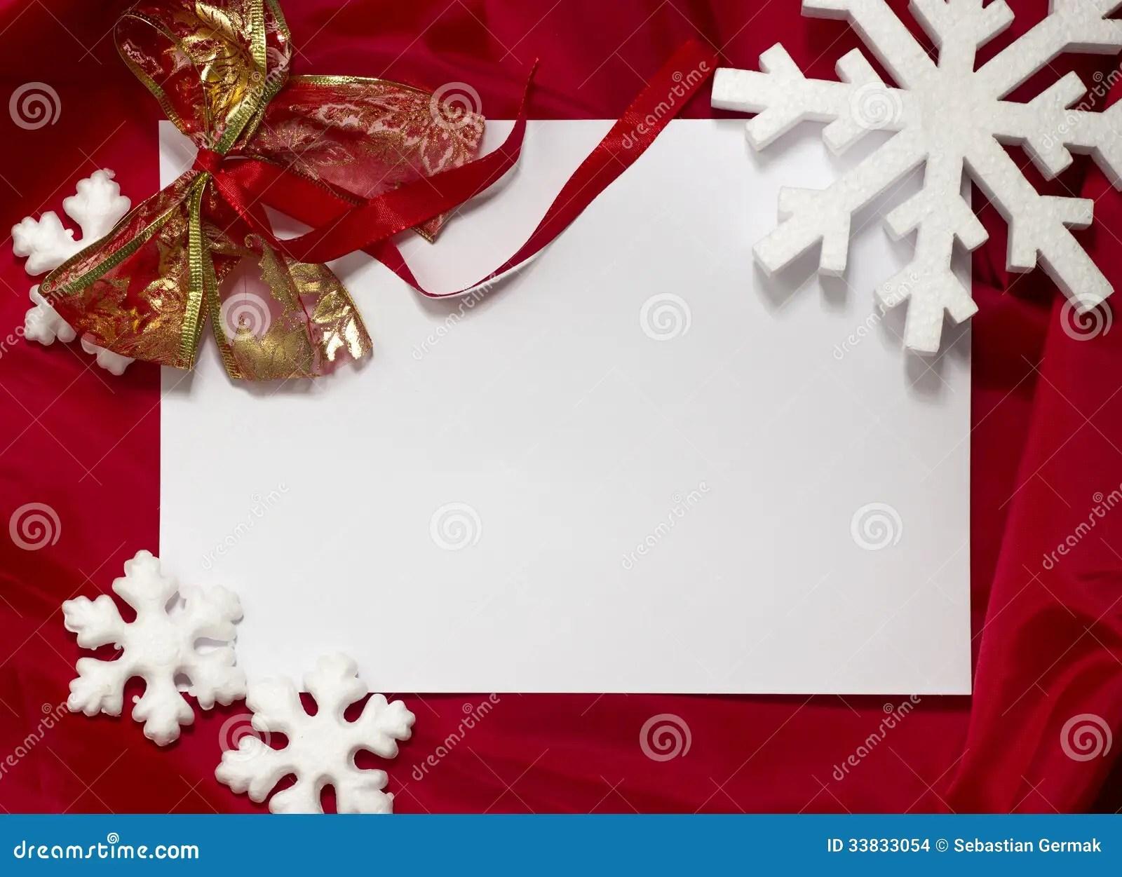 Christmas Card Stock Photo Image Of Celebration