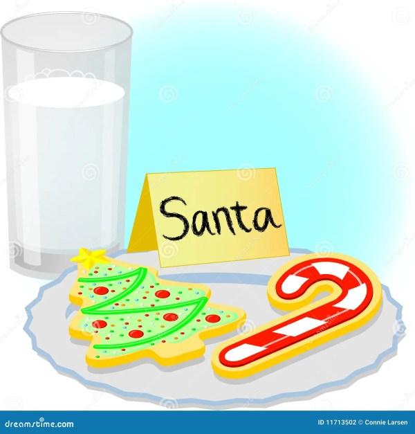 christmas cookies santa eps