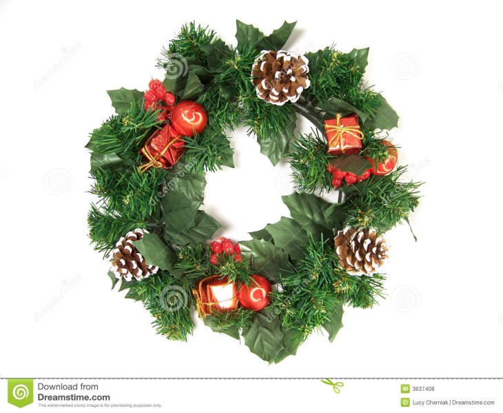 Christmas decorations - garland