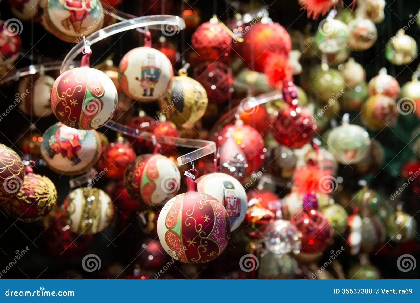 royalty free stock photo christmas market decoration