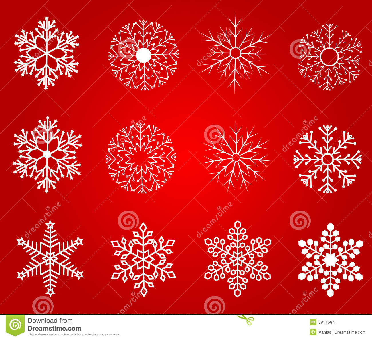 Christmas Design Elements Vector Stock Images Image