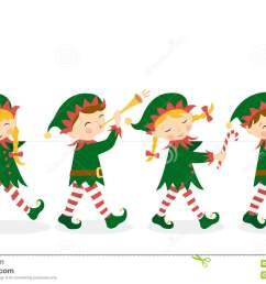 christmas elves [ 1300 x 870 Pixel ]
