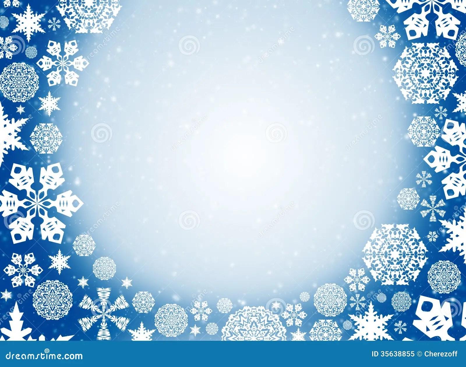 Wallpaper Border Falling Off Christmas Frame Stock Illustration Image Of Letter