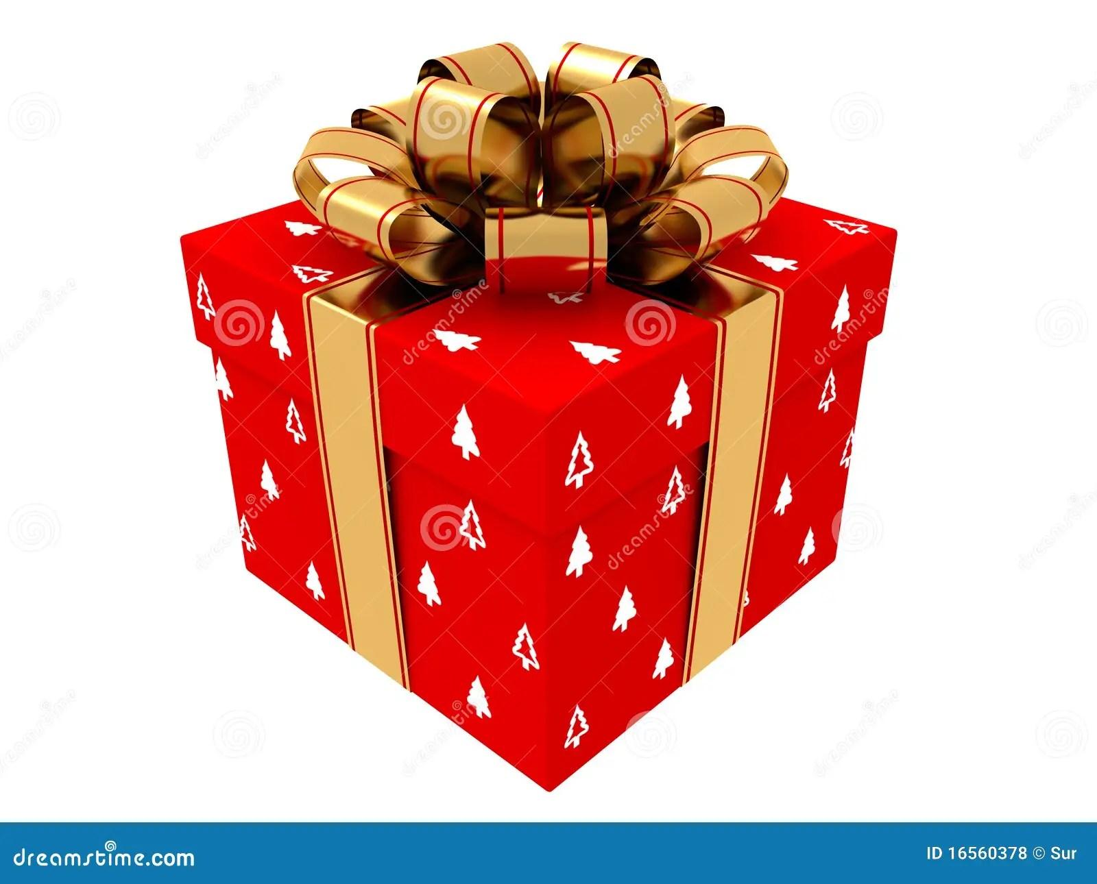 Christmas Gift Royalty Free Stock Photos Image 16560378