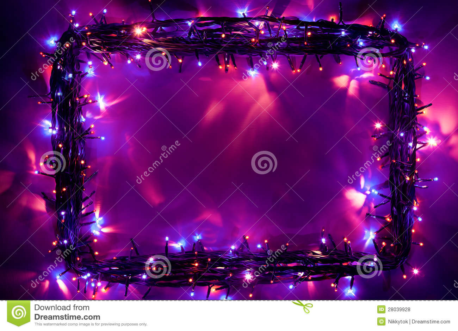 Blue Led Christmas Lights