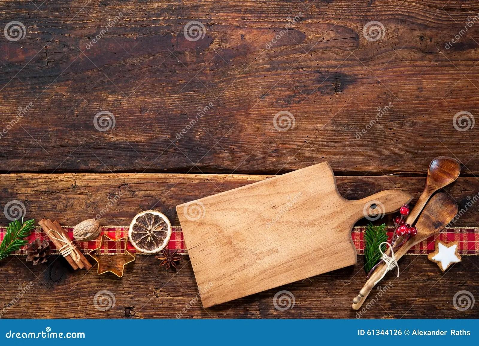 Christmas Menu Card Stock Photo Image 61344126