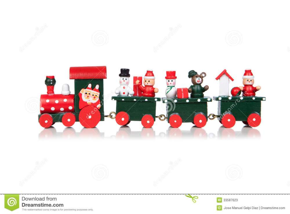 medium resolution of christma train clipart