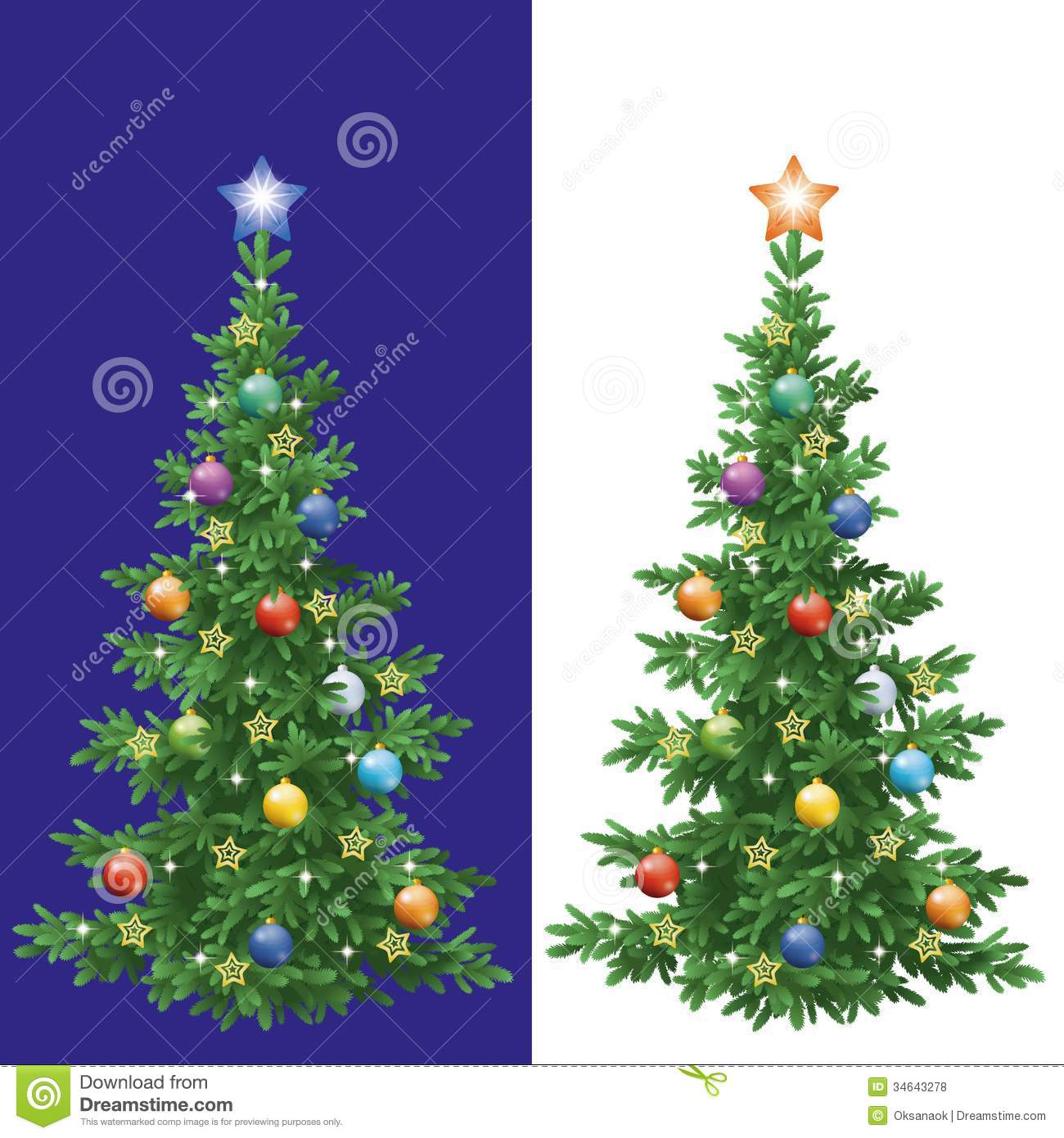 christmas tree decorations l