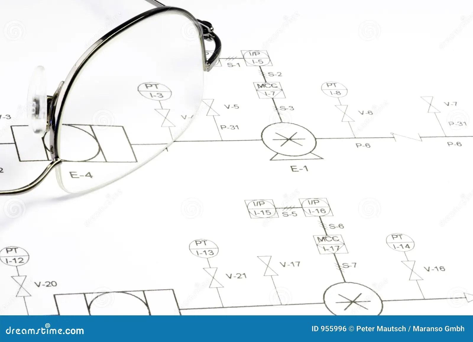 Circuit Diagram Stock Photo Image Of Digital Compasses