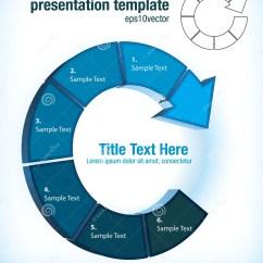Free Circular Arrow Diagram Template House Fly Anatomy Presentation Stock Photos Image