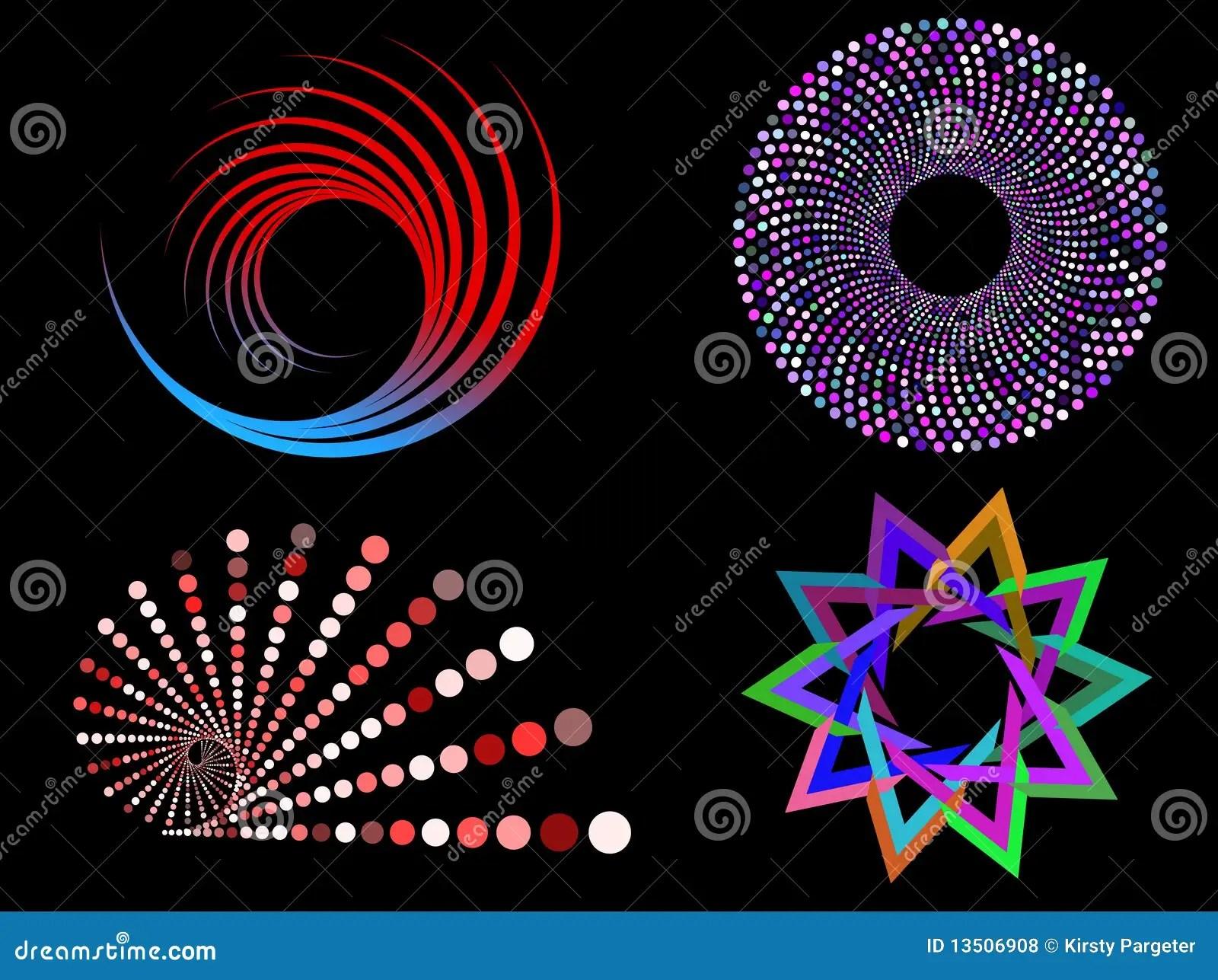 Circular Designs Royalty Free Stock Photos Image 13506908
